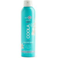 Coola Classic Body Organic Sunscreen Spray SPF50 - Unscented